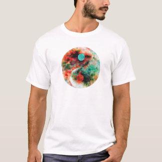 Yin Yang Blume T-Shirt