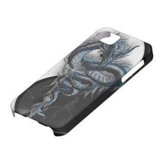 Yin Yang chinesisches Drache iPhone 5 kaum dort iPhone 5 Schutzhülle