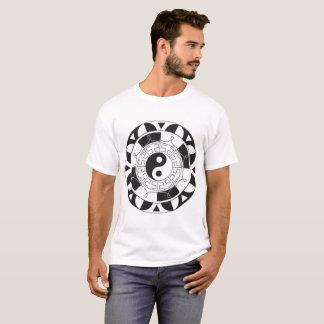 Yin Yang der T - Shirt Männer