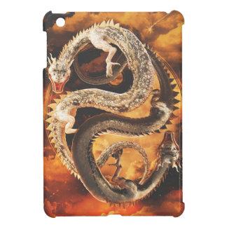 Yin Yang Drachen - Chaos iPad Mini Hülle