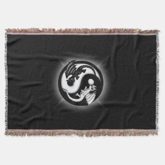 Yin Yang Drachen Decke