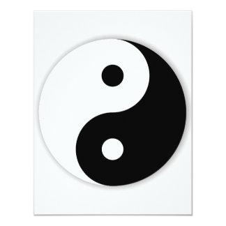 Yin Yang Einladungen