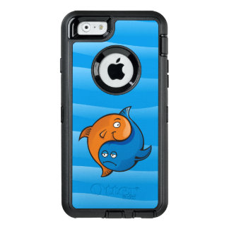 Yin Yang Fisch-Cartoon OtterBox iPhone 6/6s Hülle