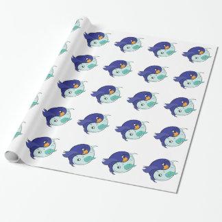 Yin Yang Fische Geschenkpapier