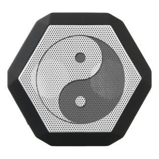 Yin Yang - Grau 1 Schwarze Bluetooth Lautsprecher