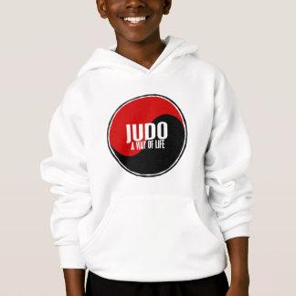 Yin Yang JUDO 1 Hoodie