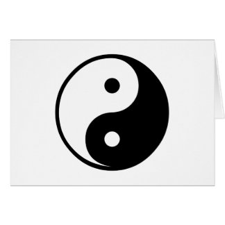 Yin Yang Karte