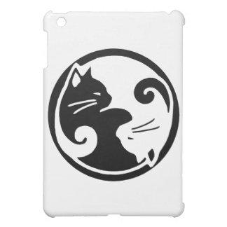 Yin Yang Katzen iPad Mini Hülle