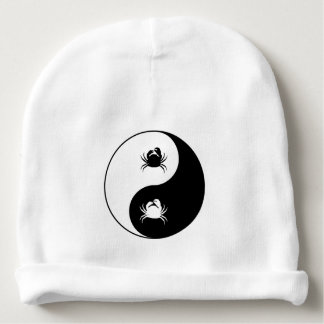 Yin Yang Krabben Babymütze