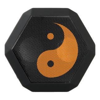 Yin Yang - Orange 2 Schwarze Bluetooth Lautsprecher