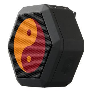 Yin Yang - orange Rot Schwarze Bluetooth Lautsprecher