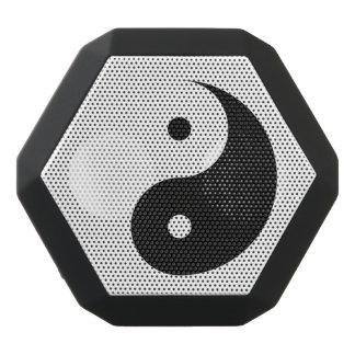 Yin Yang - Schwarzes Schwarze Bluetooth Lautsprecher