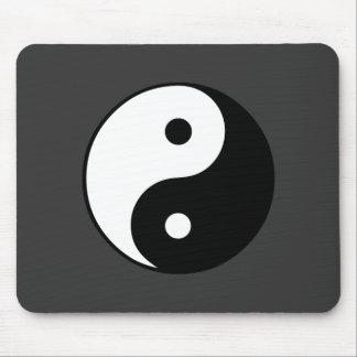Yin Yang Symbol: Mousepads