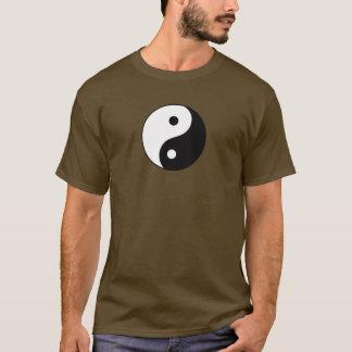Yin Yang T - Shirt - mehrere reden für Männer u.