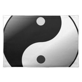 Yin Yang Tischset