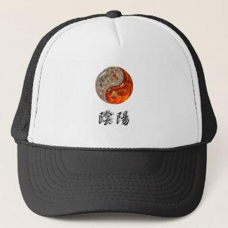 Yin Yang Truckerkappe