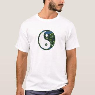 YIN YANG YINyang chinesisches Symbol NVN248 T-Shirt