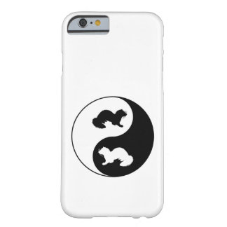 Ying und Yang-Frettchen Barely There iPhone 6 Hülle