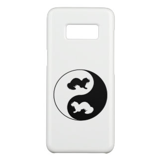 Ying und Yang-Frettchen Case-Mate Samsung Galaxy S8 Hülle