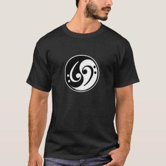 YinYang Baß T-Shirt