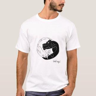 YinYang Drachen T-Shirt
