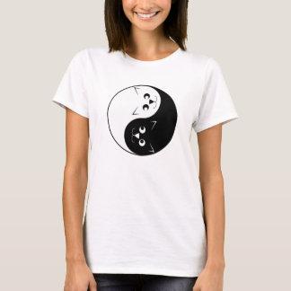 YinYang Katzen T-Shirt