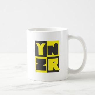 YNZR Grafik, auf fördernden Produkten Kaffeetasse