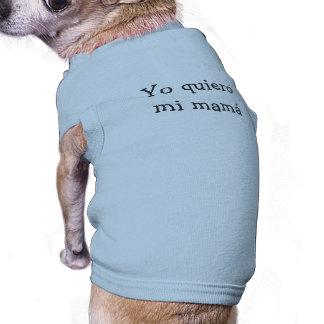 Yo quiero MI mamá - ich will meine Mama Top
