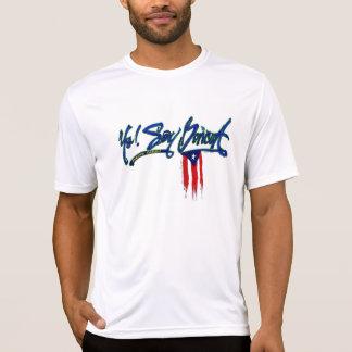 Yo Sojabohnenöl Boricua2015 T-Shirt