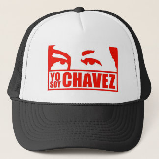 Yo Sojabohnenöl Chávez - Hugo Chávez - Venezuela Truckerkappe