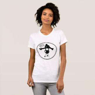 YO! Tally grundlegendes T-Stück T-Shirt