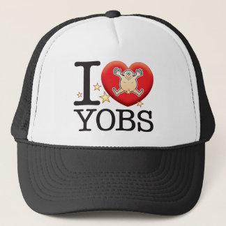 Yobs-Liebe-Mann Truckerkappe