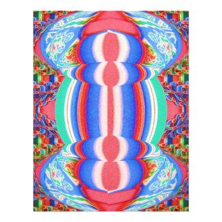 Yoga Chakra Balancieren 21,6 X 27,9 Cm Flyer