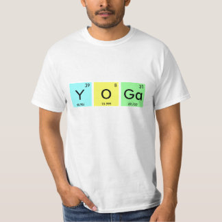 Yoga-Elemente Shirts