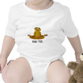 Yoga-Frosch - i-Liebe-Yoga, Zen-Momente Hemd