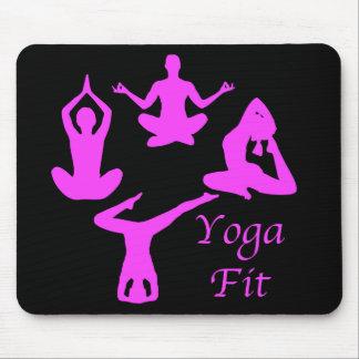 Yoga geeignetes Mousepad