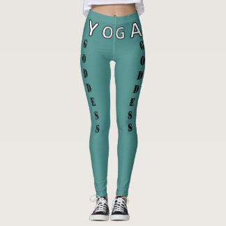 Yoga-Göttin - Lobe u. Aufzüge Ihr Hintern!! Leggings