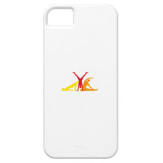 Yoga iPhone 5 Cover