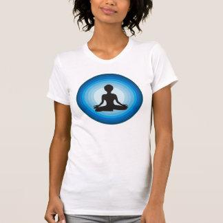 Yoga-Mädchen Tshirt