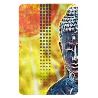 Yoga-Meditations-Zeitalter-geistiger Zen Buddha Magnet