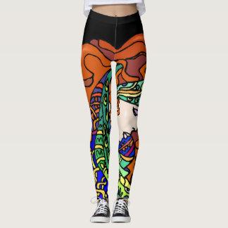 Yoga oder aktive Abnutzungs-Hosen Leggings