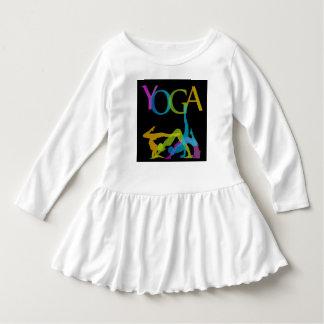 Yoga-Posen Kleid