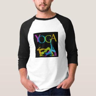 Yoga-Posen T-Shirt
