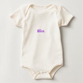Yoga-Shirt Baby Strampler