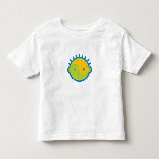Yoga spricht Baby: Yin-Yang großer Junge Shirts