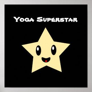 Yoga-Superstar Poster