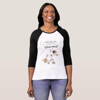 Yoga Teacher Mug T-Shirt