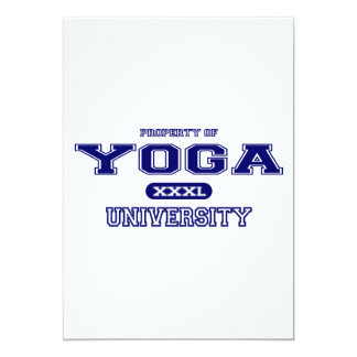 Yoga-Universität Karte