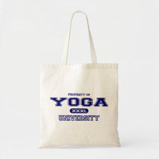 Yoga-Universität Tragetasche