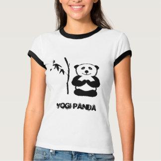 Yogi-Panda - lustiger Yoga-T - Shirt